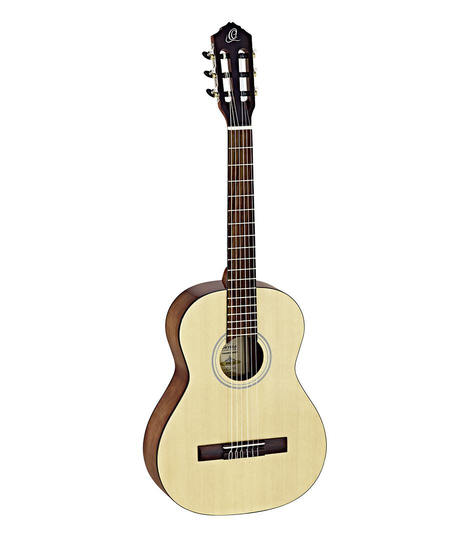 Ortega - RST5 3 4 3 4 Student Classic Guitar Spruce Top Glo
