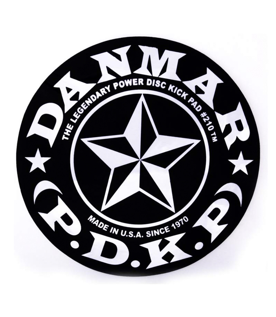 Buy DANMAR - BASS DRUM IMPACT PAD Stars