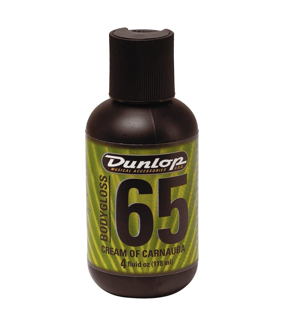Dunlop - 6574 BODYGLOSS65 WAX 4oz EA