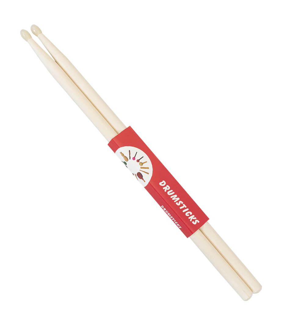 Alice - C5AN China Made 5A Drum Stick With Nylon Tip