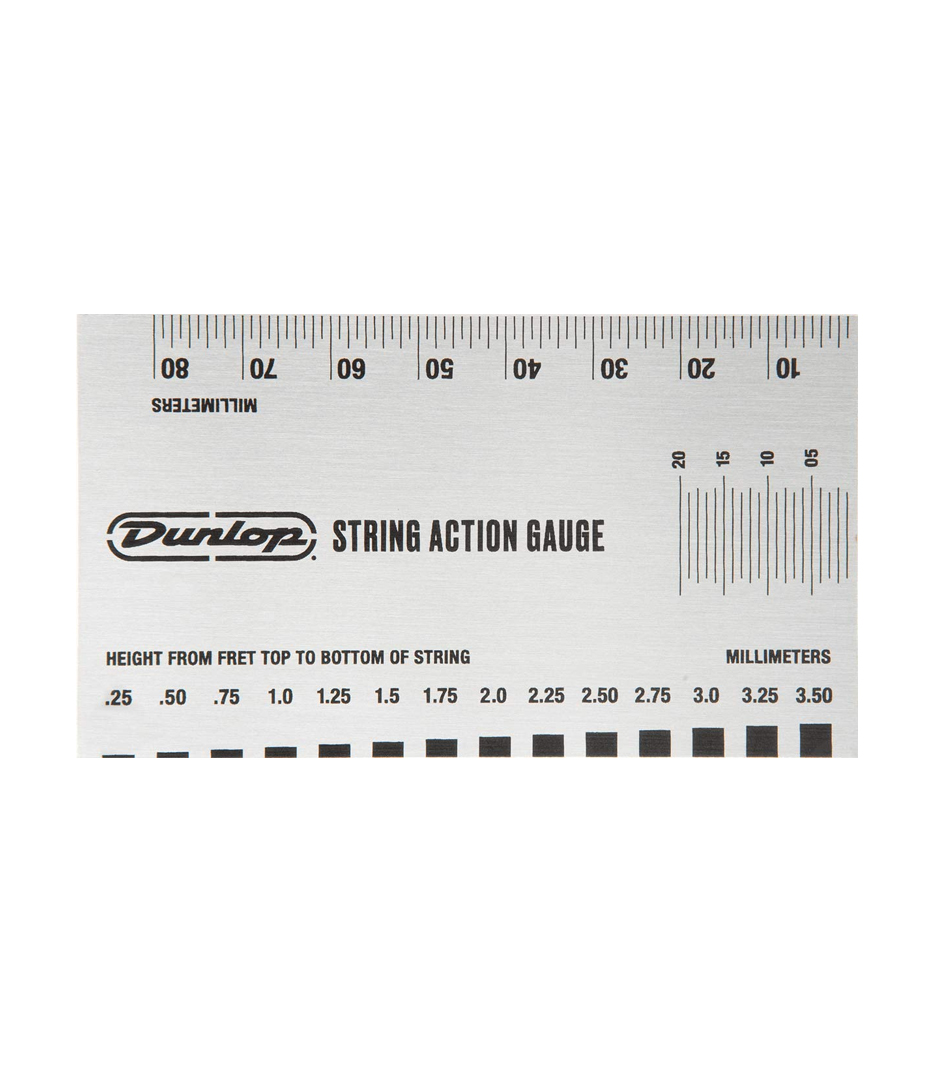 Dunlop - DGT04 ACTION GAUGE EA
