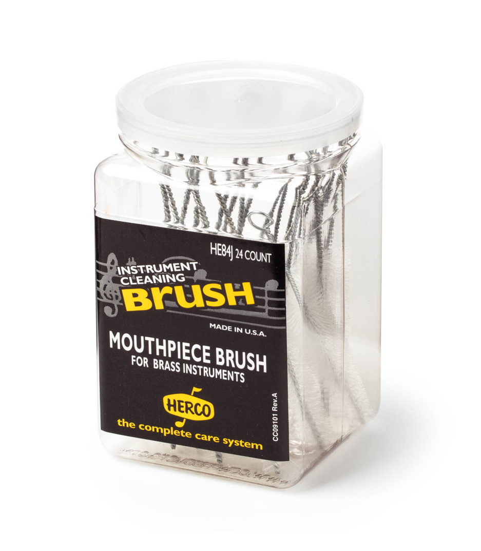 Dunlop - HE84J NYL MTHPC BRUSH 24 JAR
