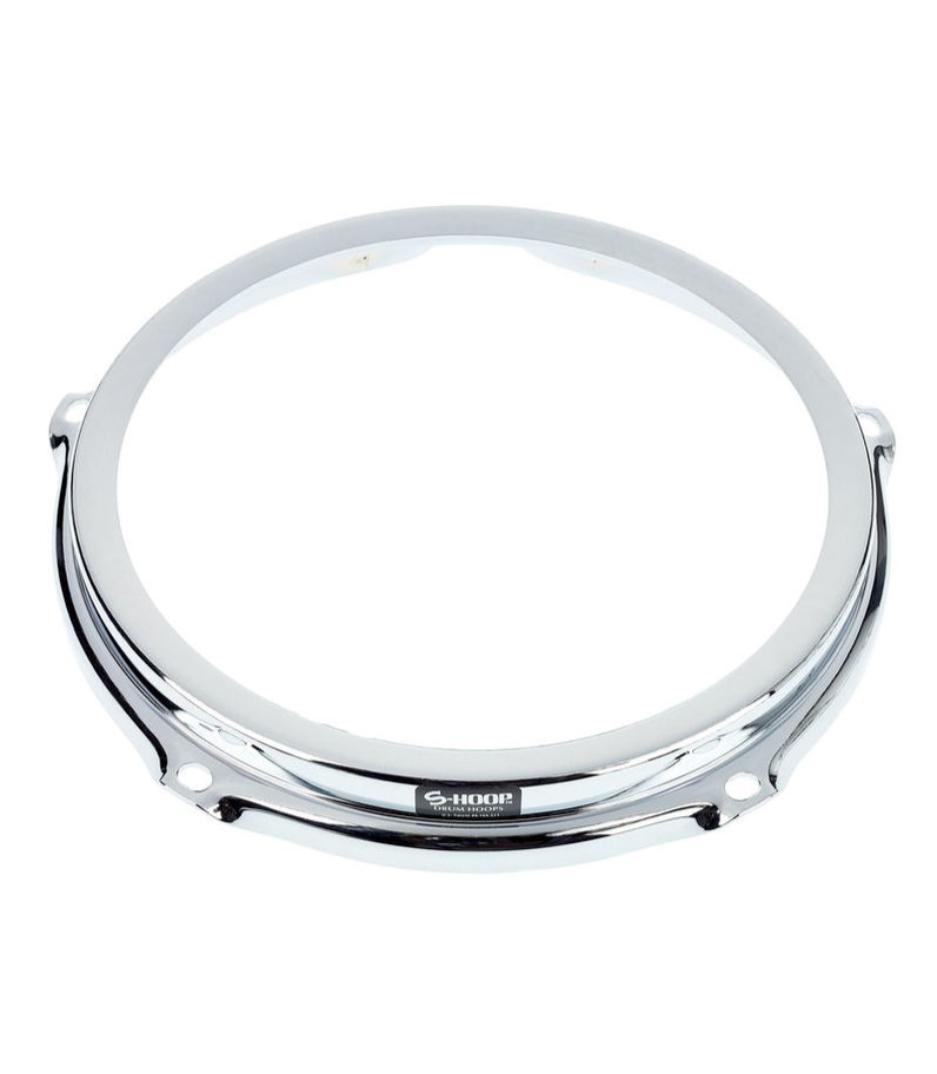 S-Hoop - SH85 8 5 Hole Chrome Steel S Hoop