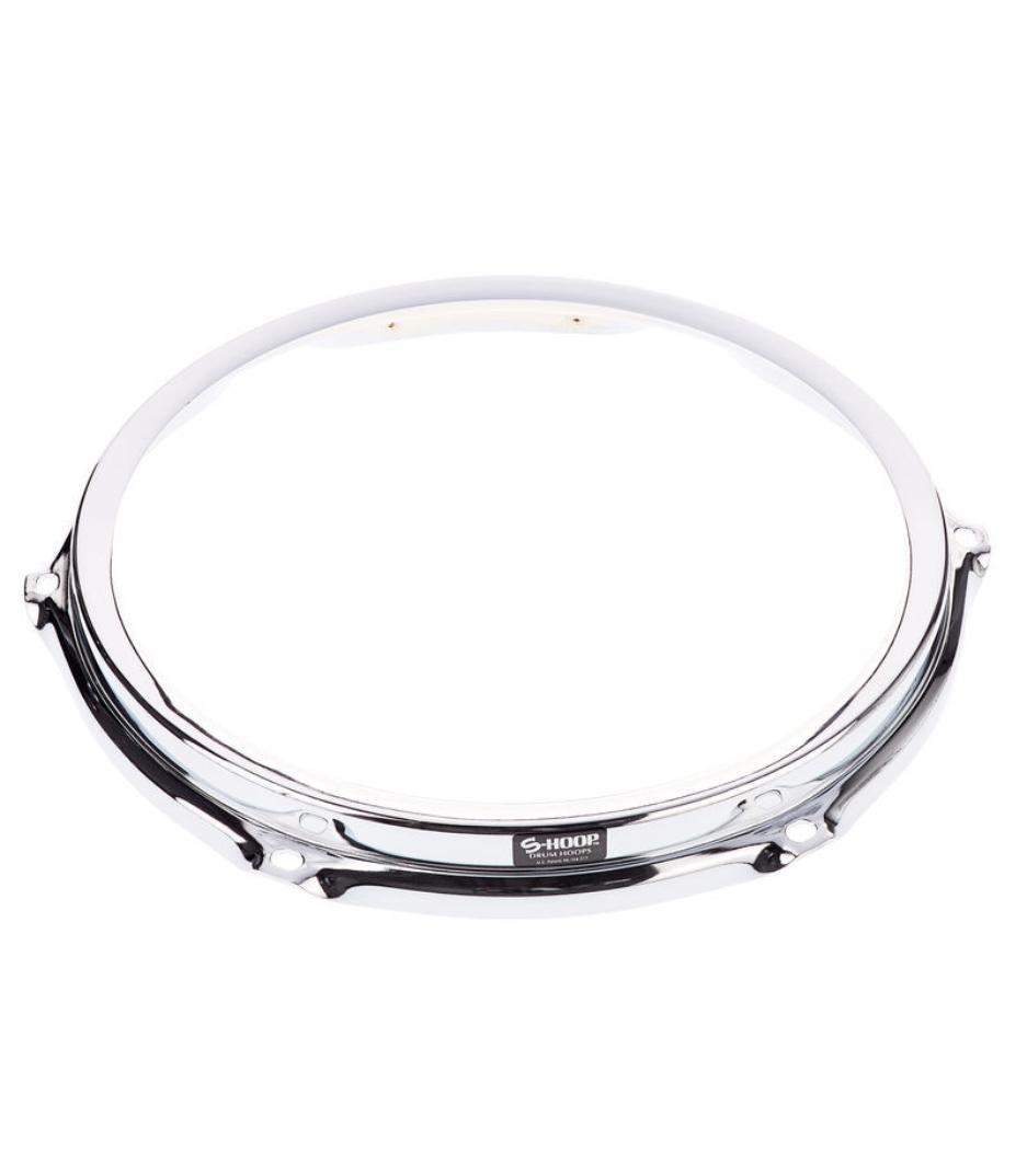 S-Hoop - SH106 10 6 Hole Chrome Steel S Hoop
