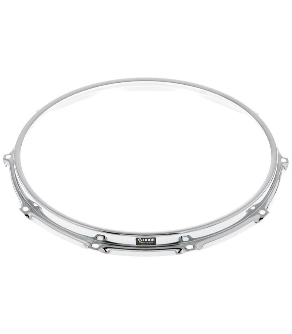 S-Hoop - SH148 14 8 Hole Chrome Steel S Hoop