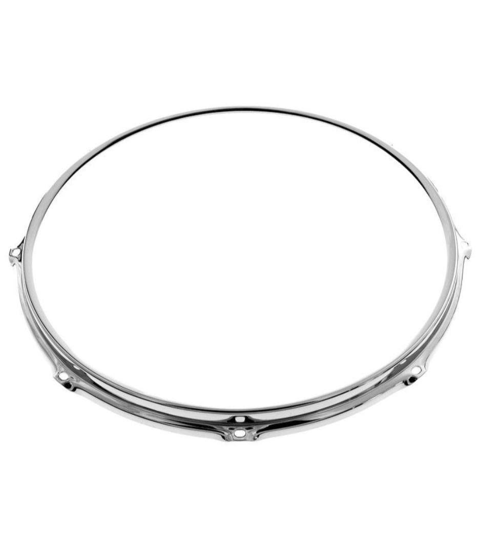 S-Hoop - SH168 16 8 Hole Chrome Steel S Hoop