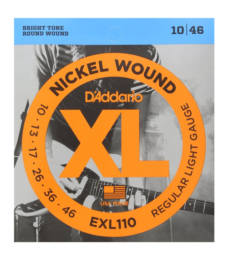 D'Addario - EXL110 - Melody House Musical Instruments