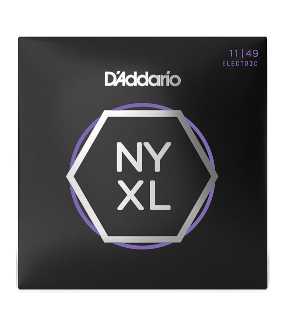 D'Addario - NYXL1149SET ELEC GTR NYXL MEDIUM