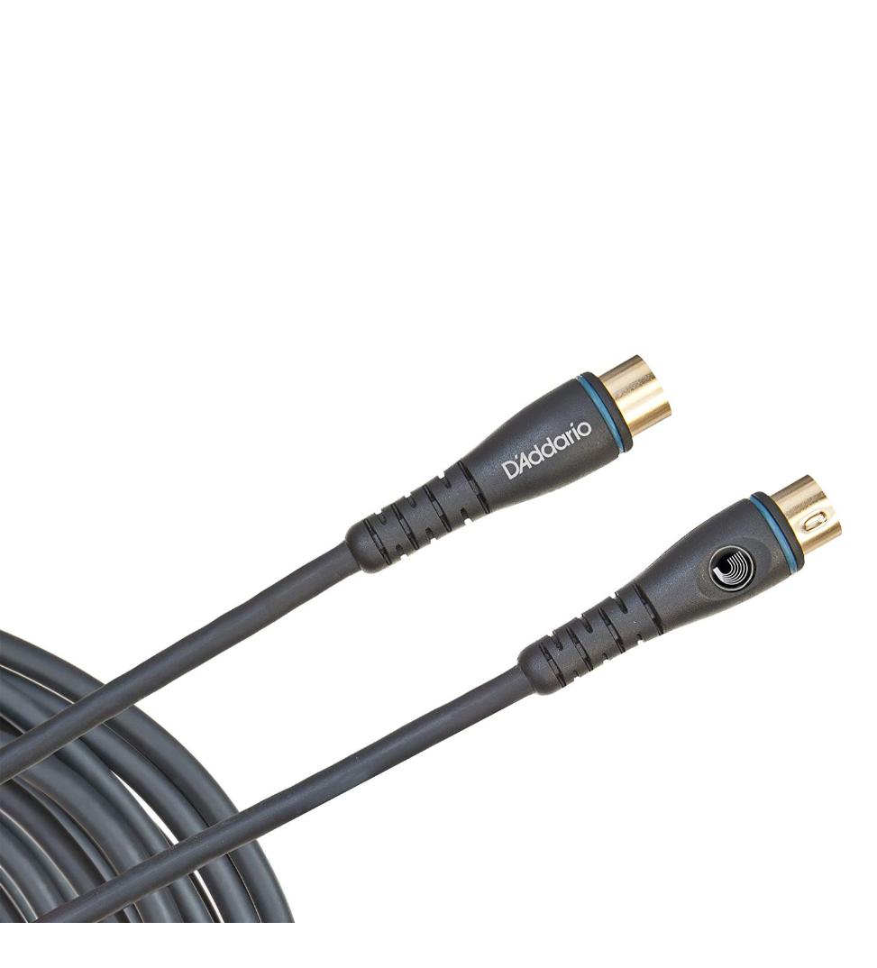D'Addario - Midi Cable 5 Pin 5 feet