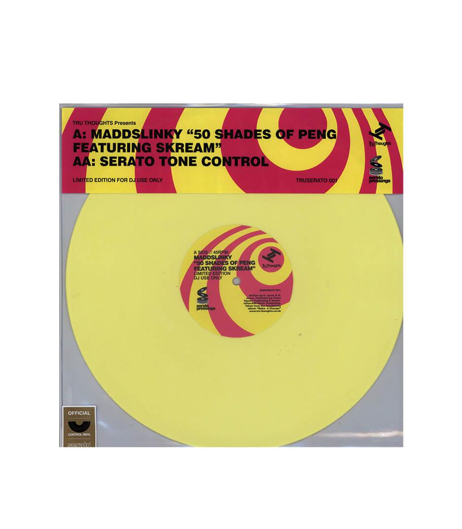 Serato - TRUSERATO 001 - Melody House Musical Instruments