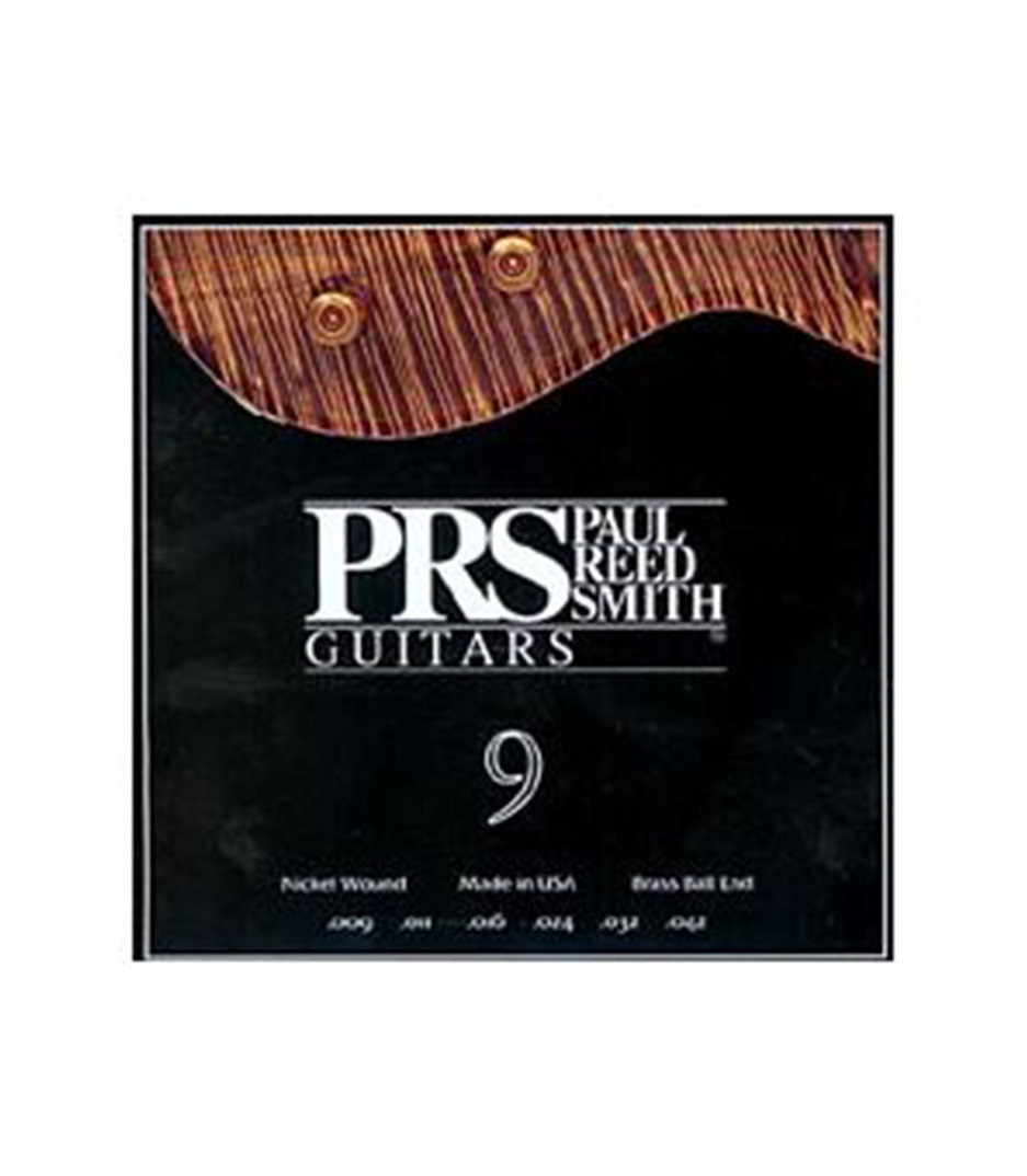 Buy prs - Electric Guitar Strings Nickel Wound 9 42 Gauge