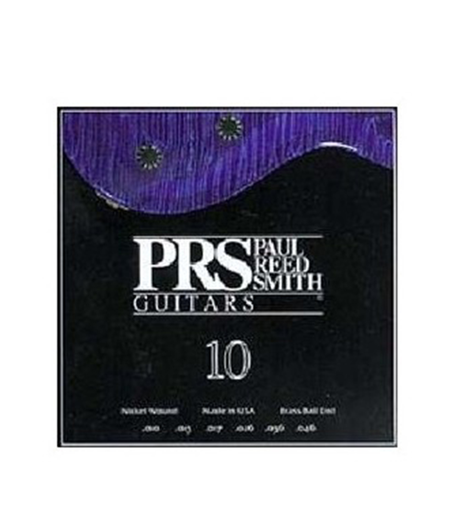 Buy prs Electric Guitar Strings Nickel Wound 10 46 Gauge Melody House