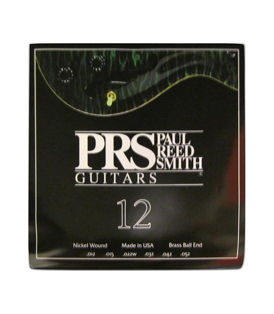 buy prs electric guitar strings nickel wound 12 52 gauge