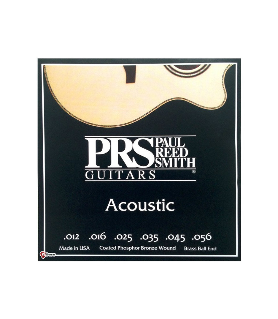 PRS - Acoustic Strings Coated Phosphor Bronze Wound12 56 - Melody House Musical Instruments