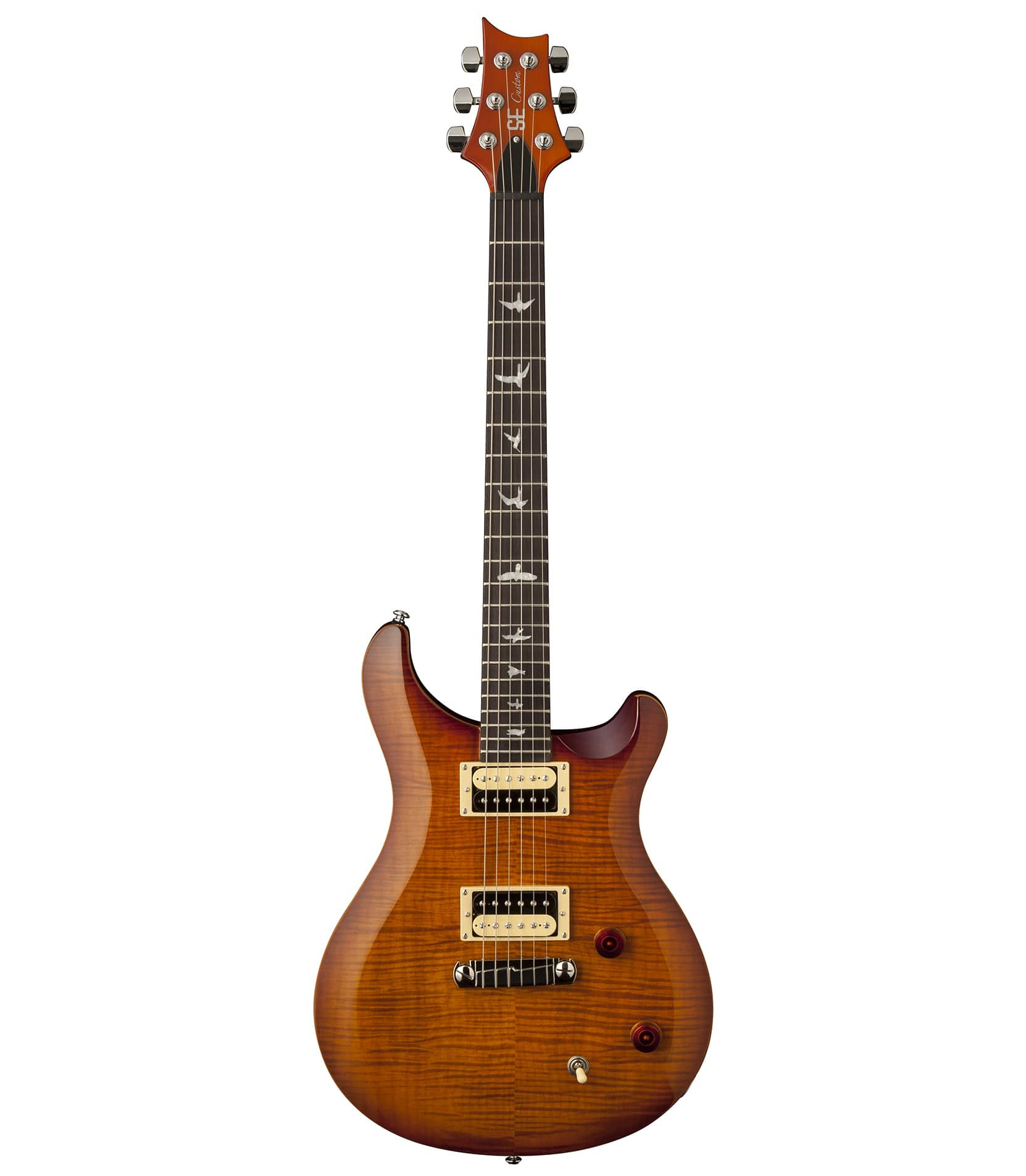 Buy prs SE Custom 22 Guitar Vintage Sunburst Finish Melody House