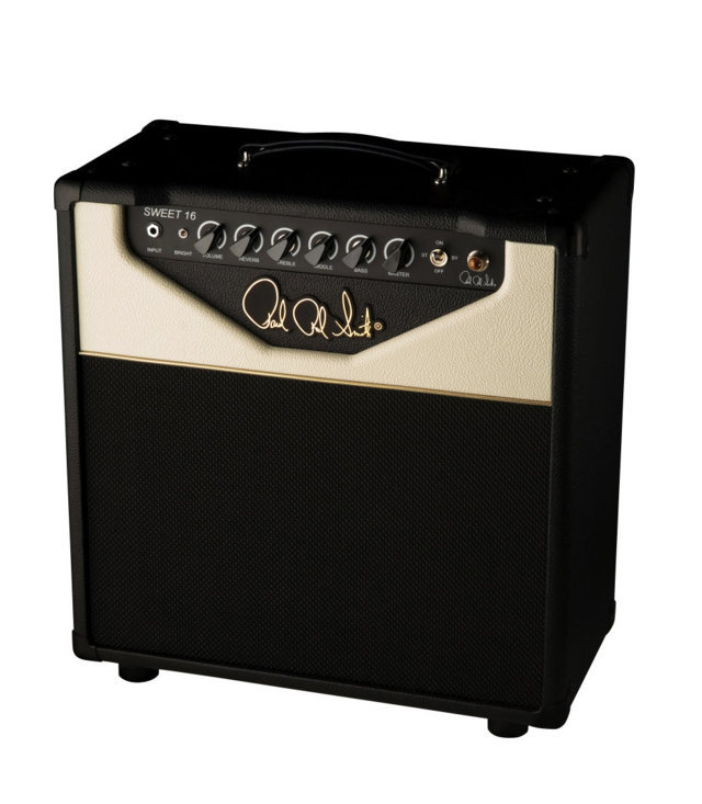 buy prs sweet 16 combo guitar amp 16 watt