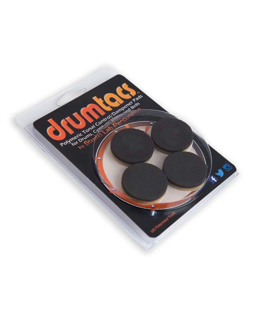 Buy Drumtacs - Drumtacs Sound Control pads 4 Packs
