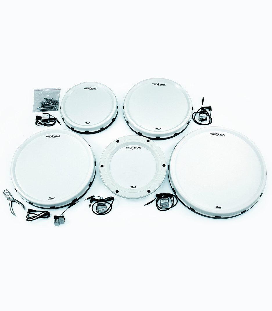 buy pearl epad25 12 13 14 16 bd pad set w no drill j