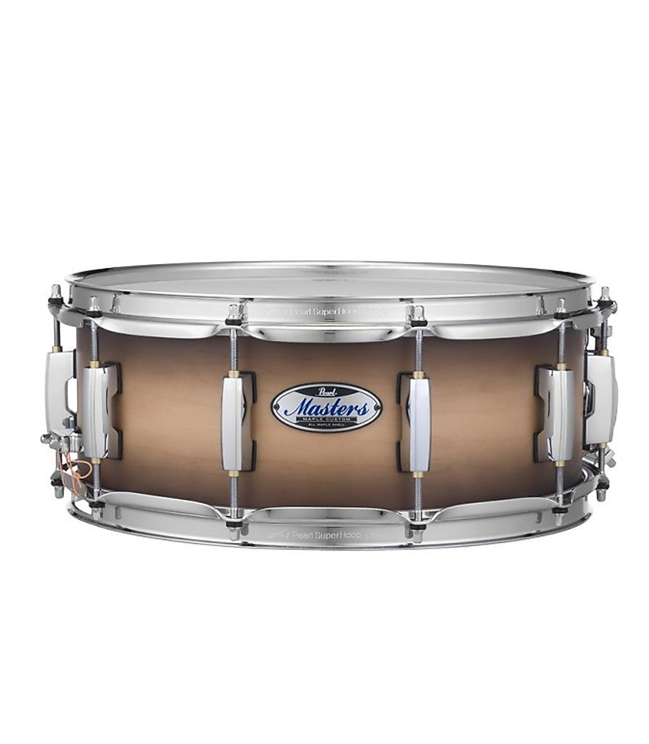 Buy Pearl - Master Maple Complete Snare 14 X 6.5 Satin Natural
