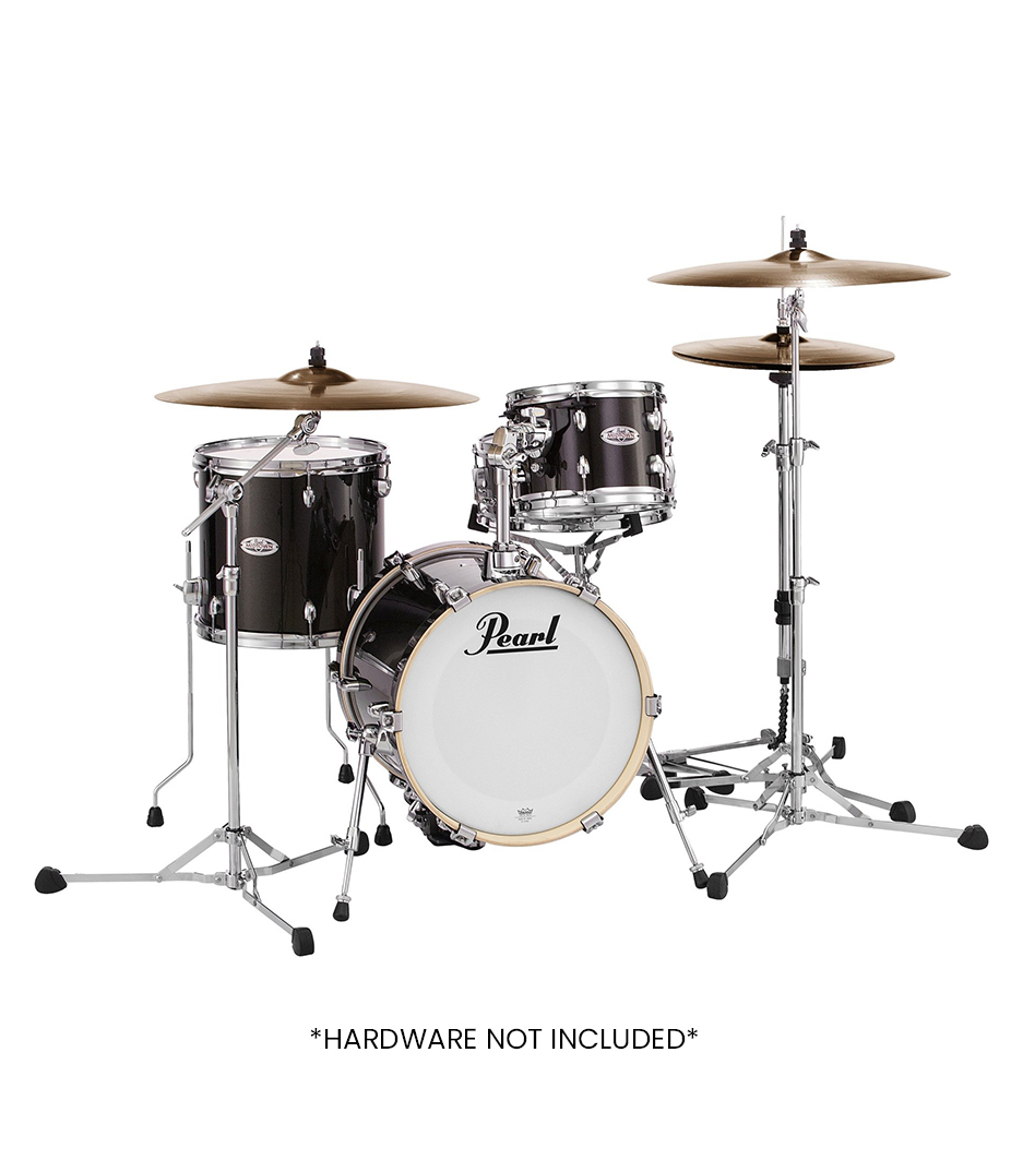 buy pearl mdt764 midtown 4pc shell black gold sparkle finish