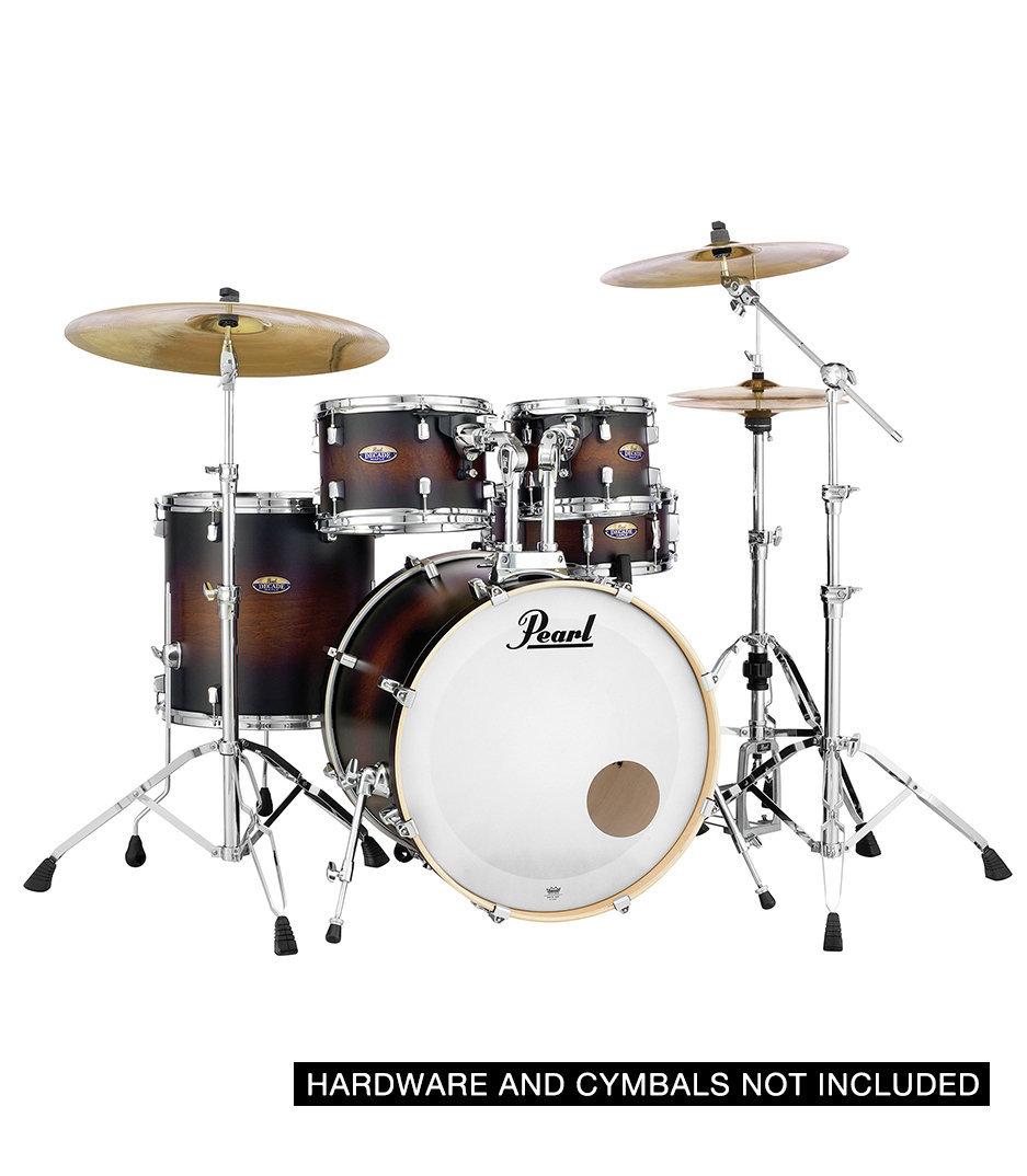 Buy Pearl DMP925 Decade Standard 5pc Shell Satin Brown Burst Melody House