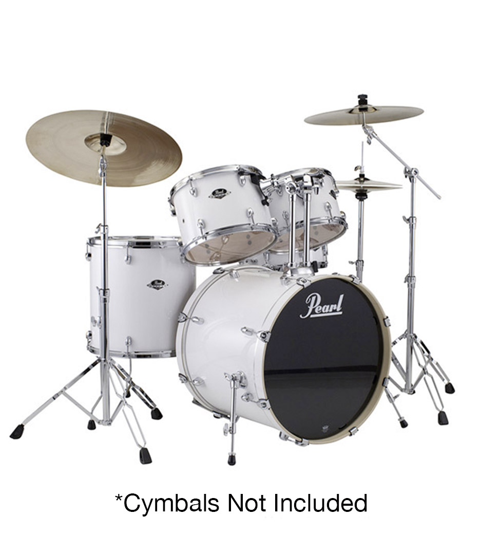 buy pearl exx725sp c 33 hwp830 export standard 5pc drums set