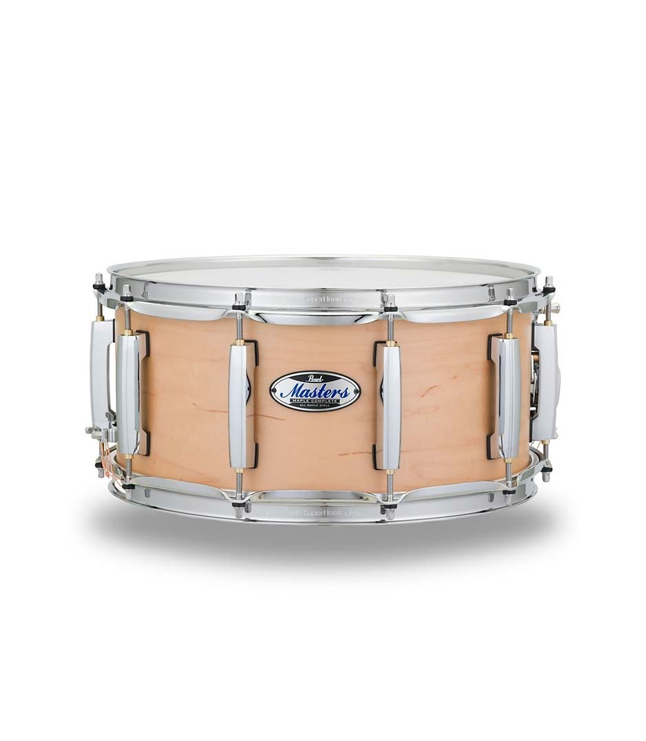 Buy Pearl MCT1455S C 111 Masters Maple Custom 14x5 5 snare Melody House