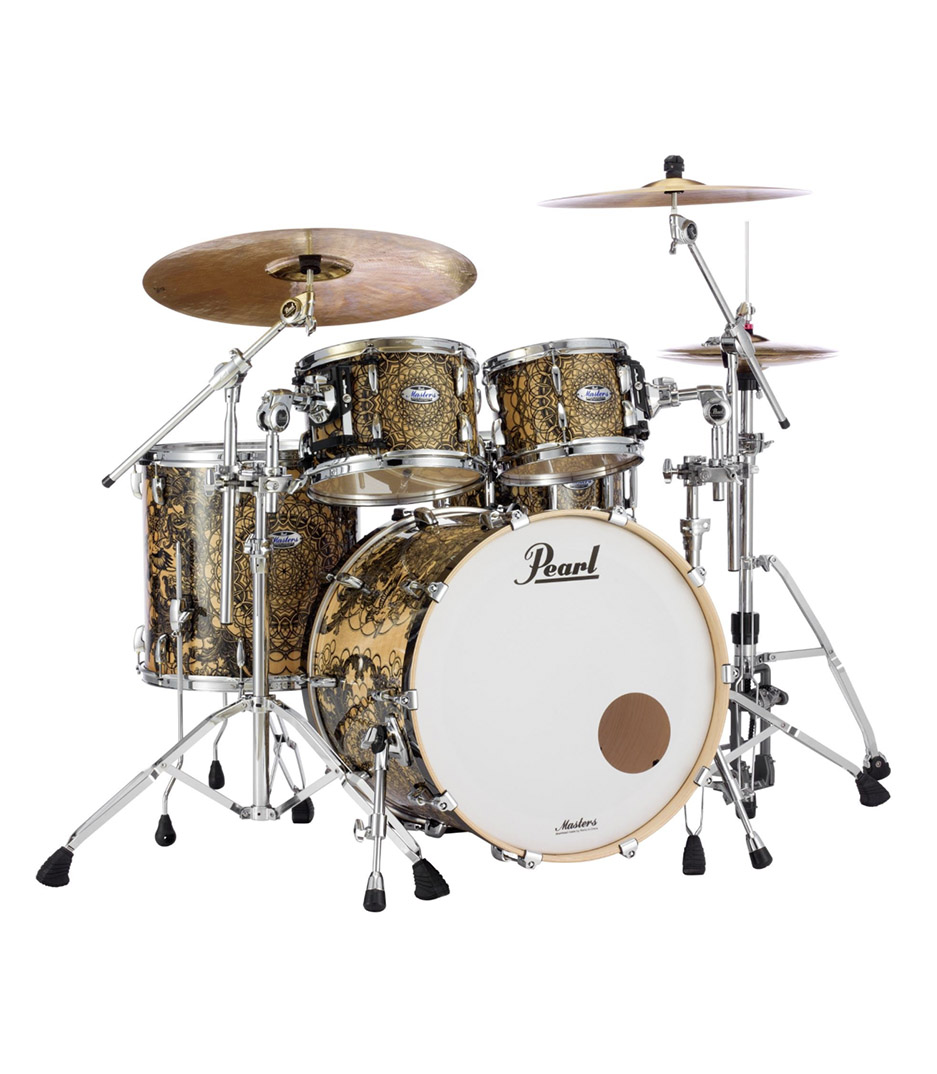 Pearl - MCT924XEDP C 823 Masters Maple Complete Fusion 4pc