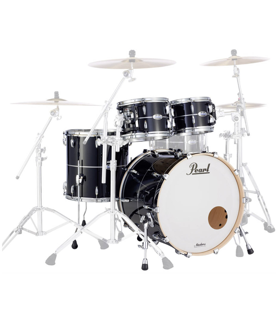 Pearl - MCT924XEDP C 841 Masters Maple Complete Fusion 4pc - Melody House
