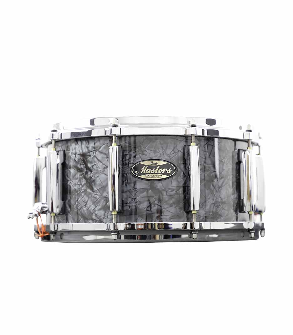 buy pearl mmg1465s c 421 master maple gum snare 14 x 65 bl