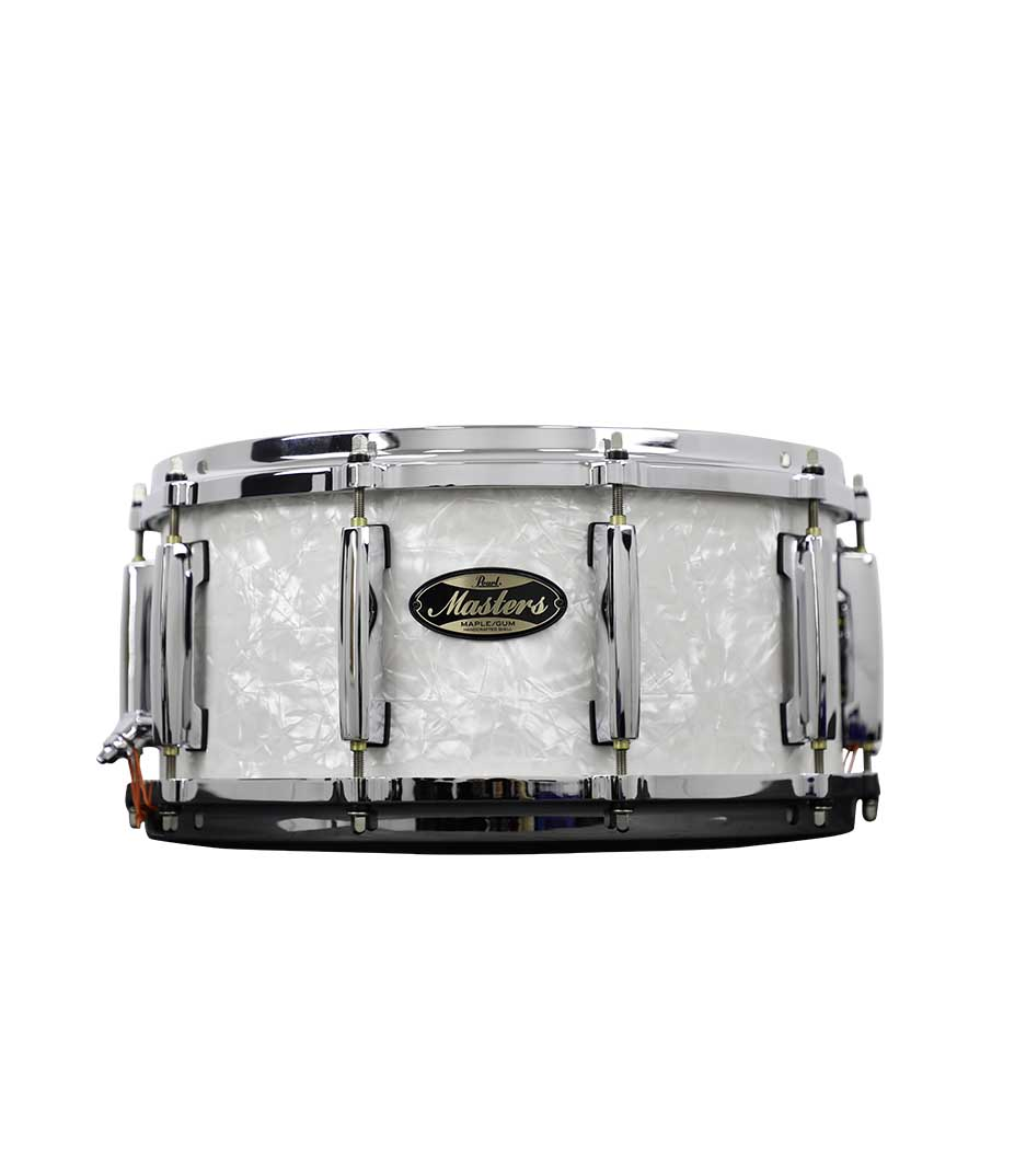 buy pearl mmg1465s c 422 master maple gum snare 14 x 65 ma
