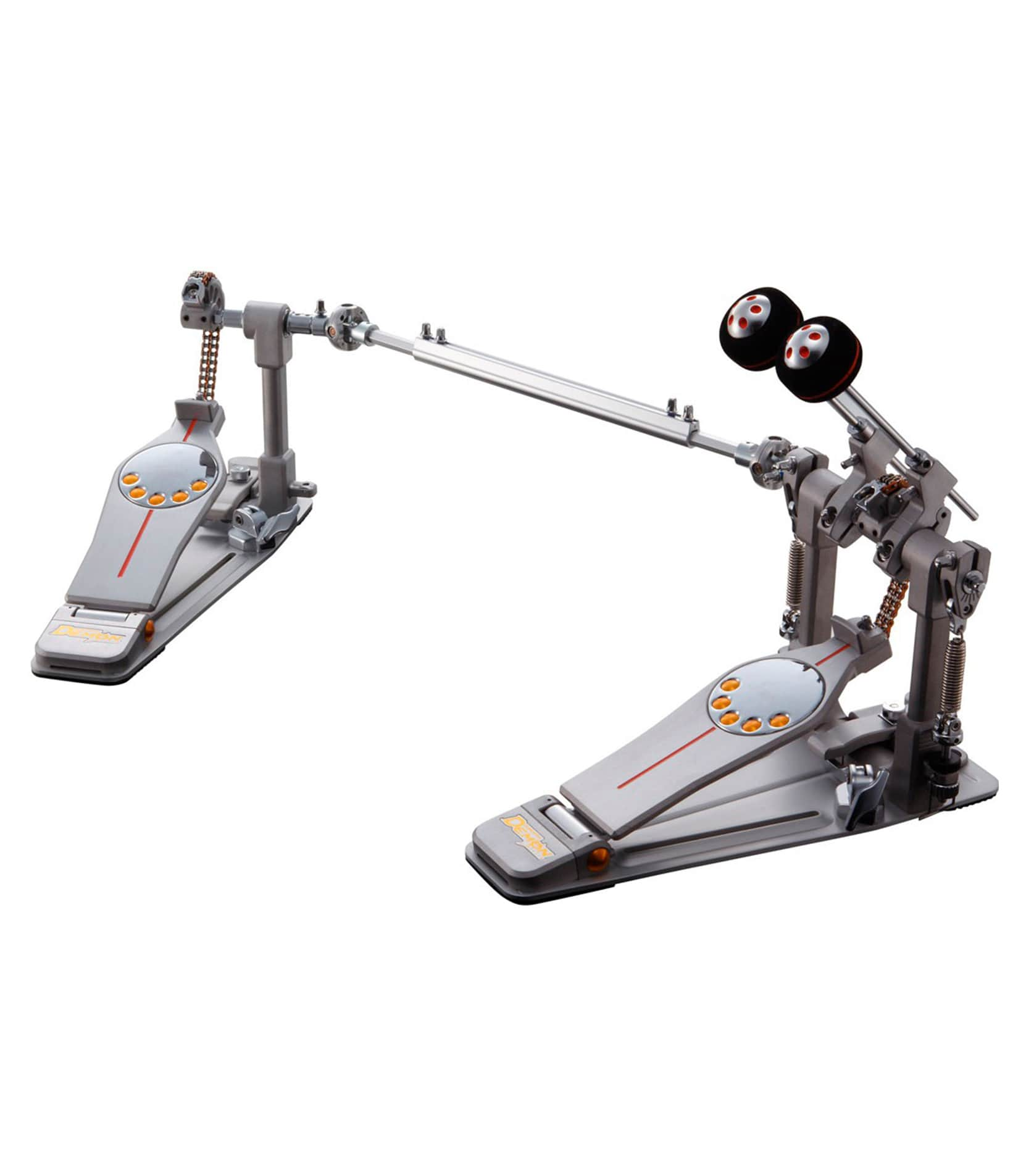 buy pearl p 3002c eliminator demon chain twin pedal w case