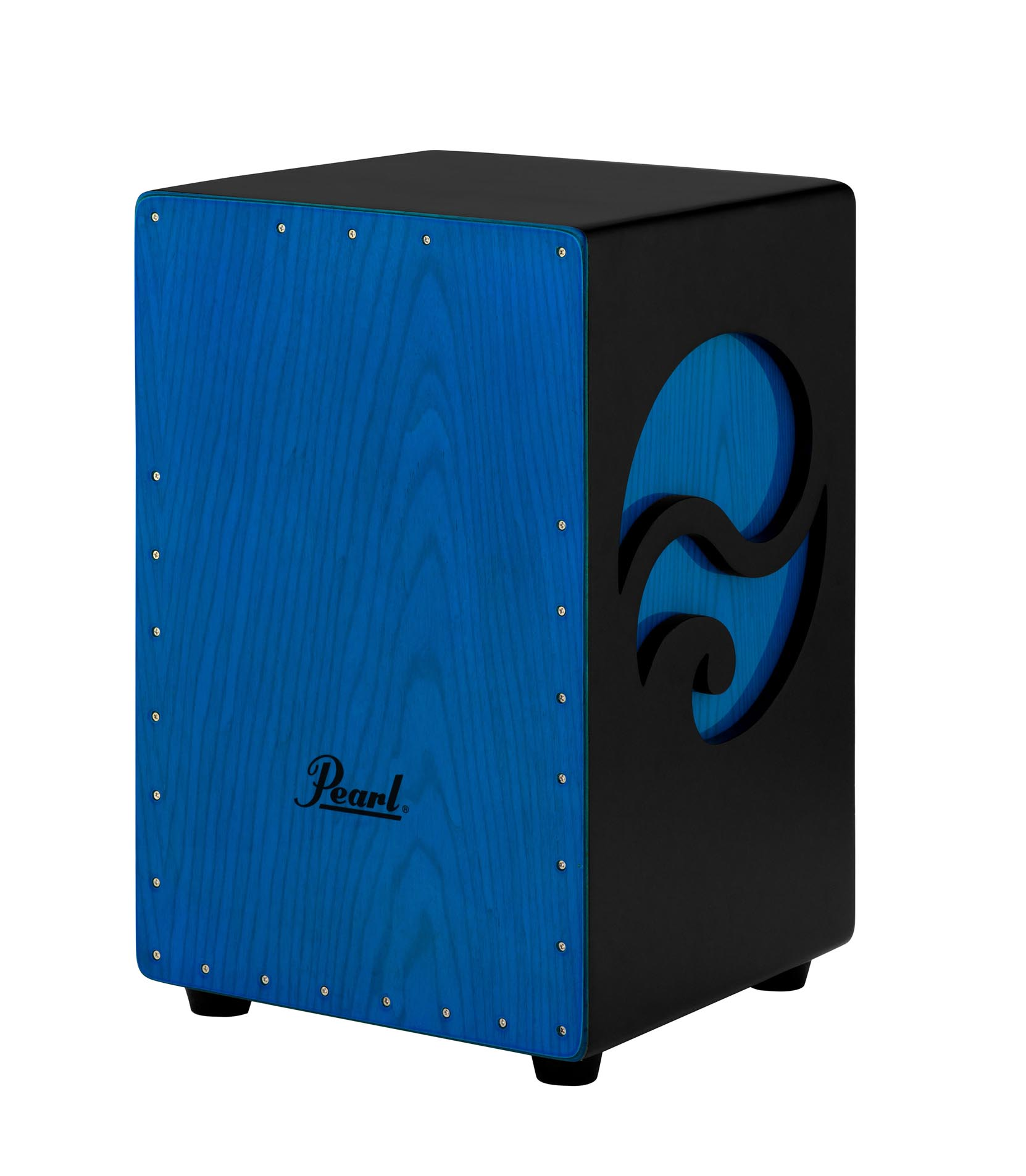 Pearl - PBC 53D 539 3 D Cajon Wave DRSign - Melody House Musical Instruments