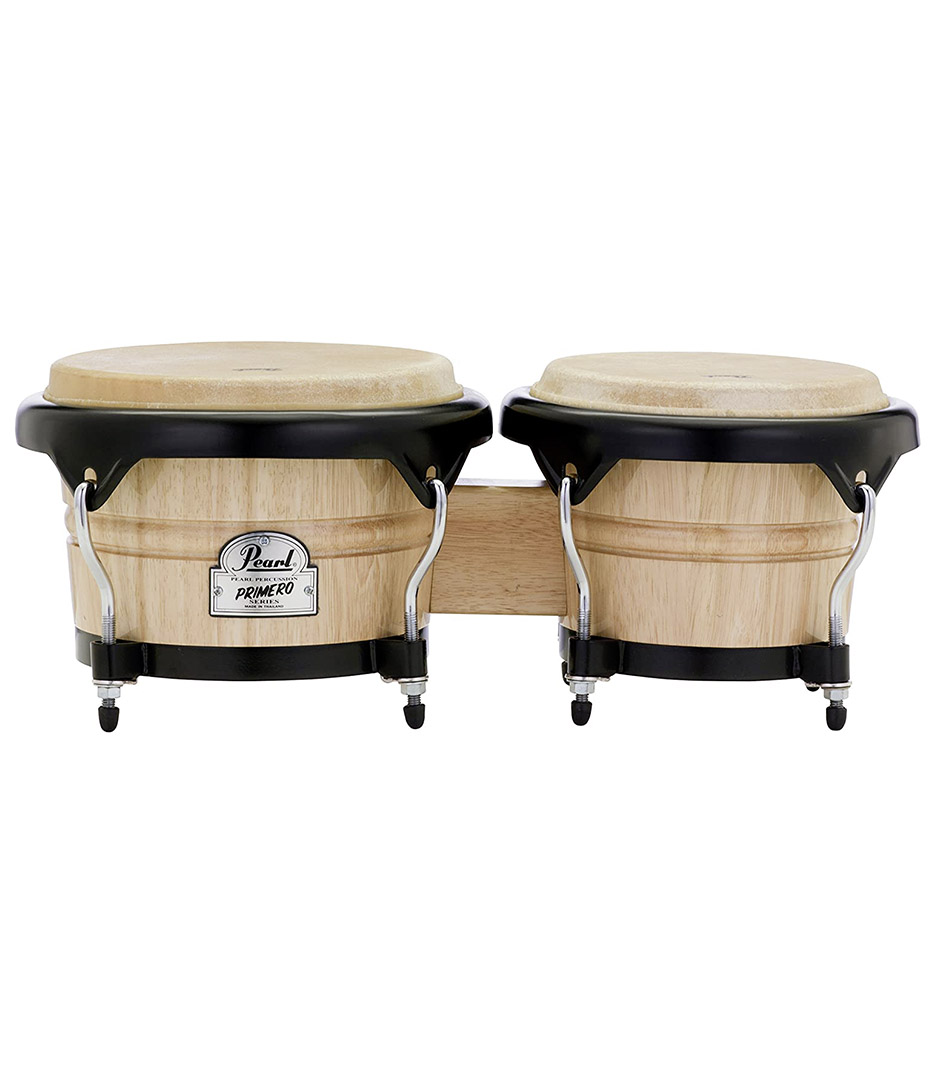 Pearl - PFB 102 PRIMERO STYLE WOOD BONGO - Melody House Musical Instruments