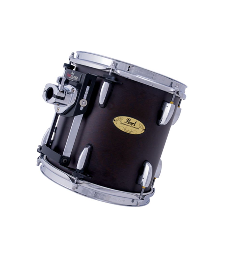 buy pearl 13 x 11 african mahogany double heads concert tom