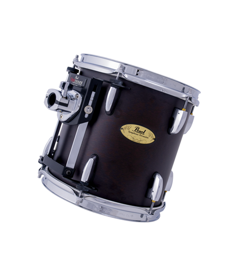 buy pearl 15 x 14 african mahogany double heads concert tom