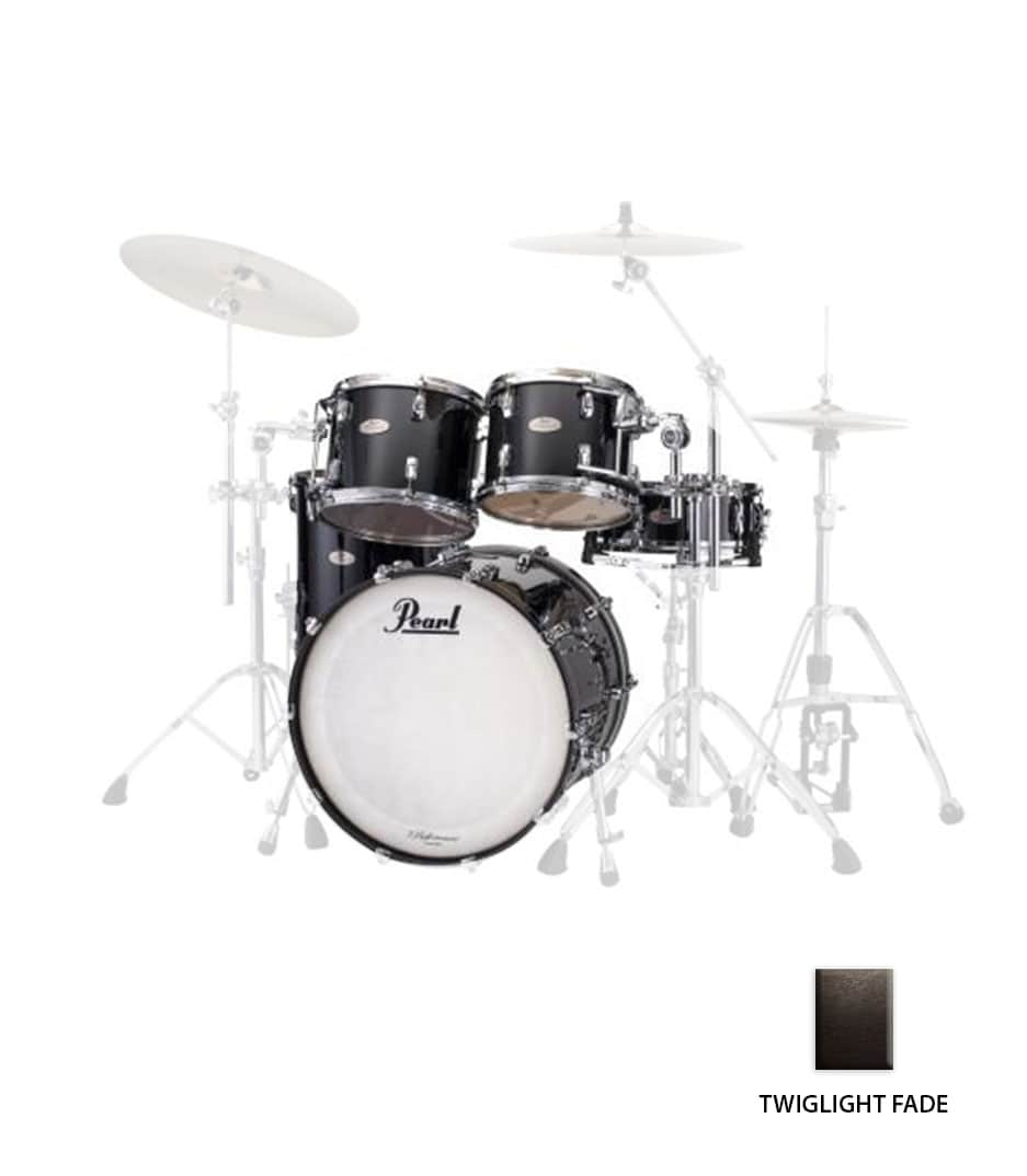 buy pearl reference 4pc shell twilight fade finish