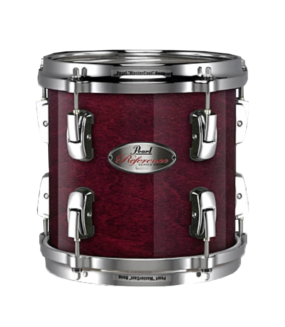 buy pearl reference 8 x 7 rack tom w dcopta wine red finish