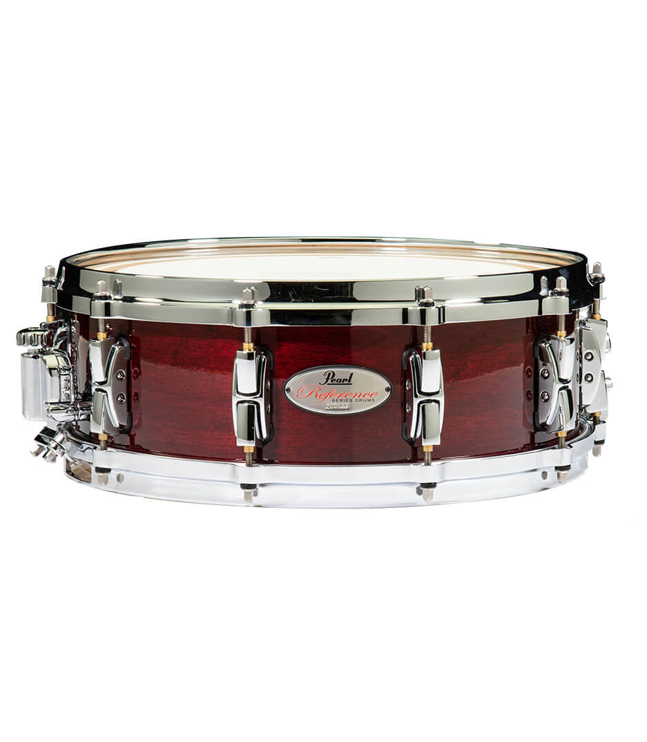 buy pearl rf1450s c 100 reference 14 x 5 0 snare wine red