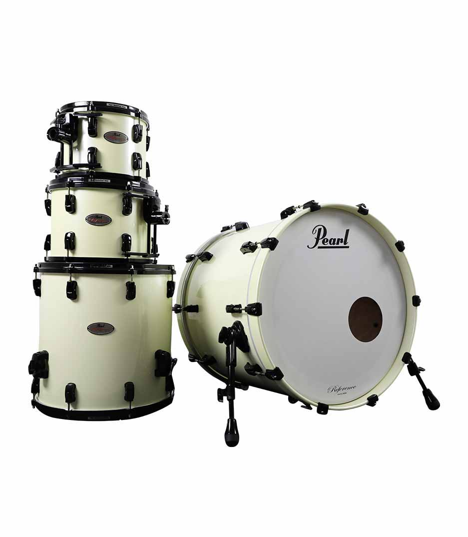 buy pearl reference 4pc black hardware ivory pearl finish