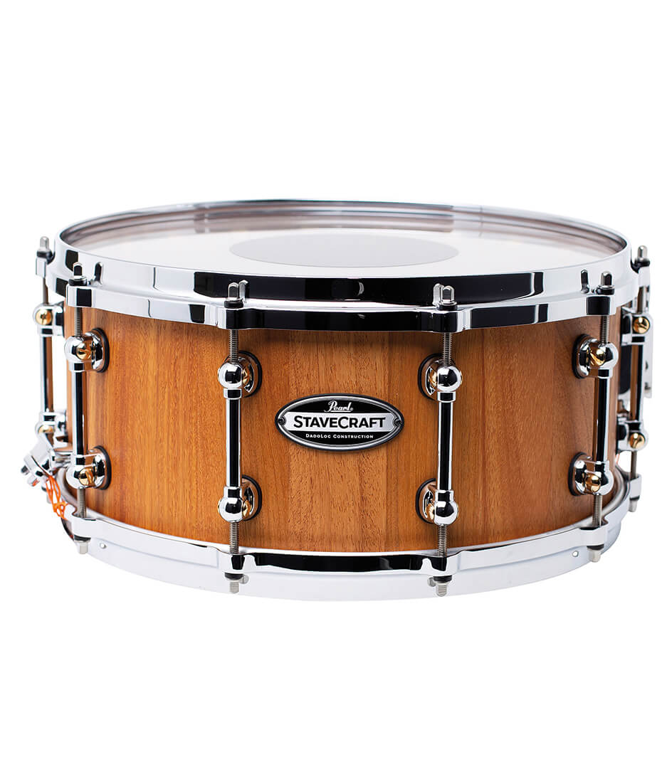 buy pearl scd1465mk 186 stavecraft 14x65 makha snare drum