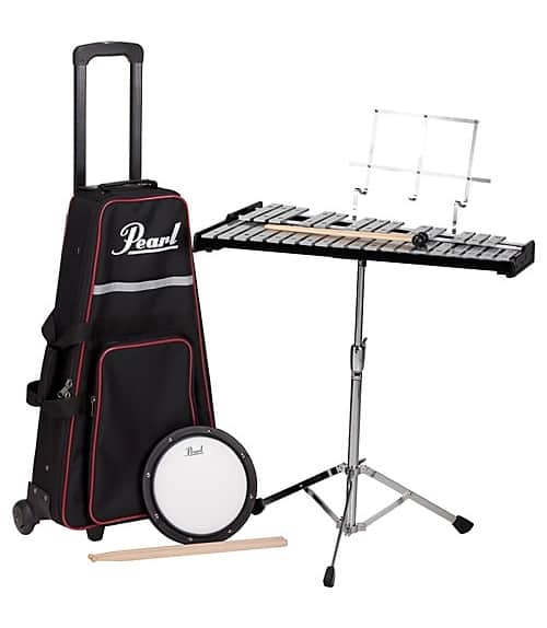 Buy Pearl PK 900C Percussion Kit w Carrying Cart Melody House