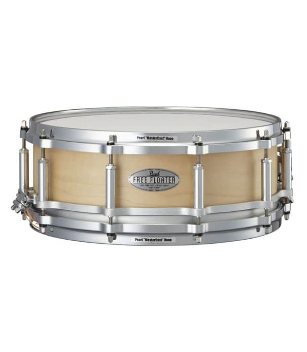Buy pearl FTMM1450 321 14 x 5 Inches Free Floater Snare Drum Melody House