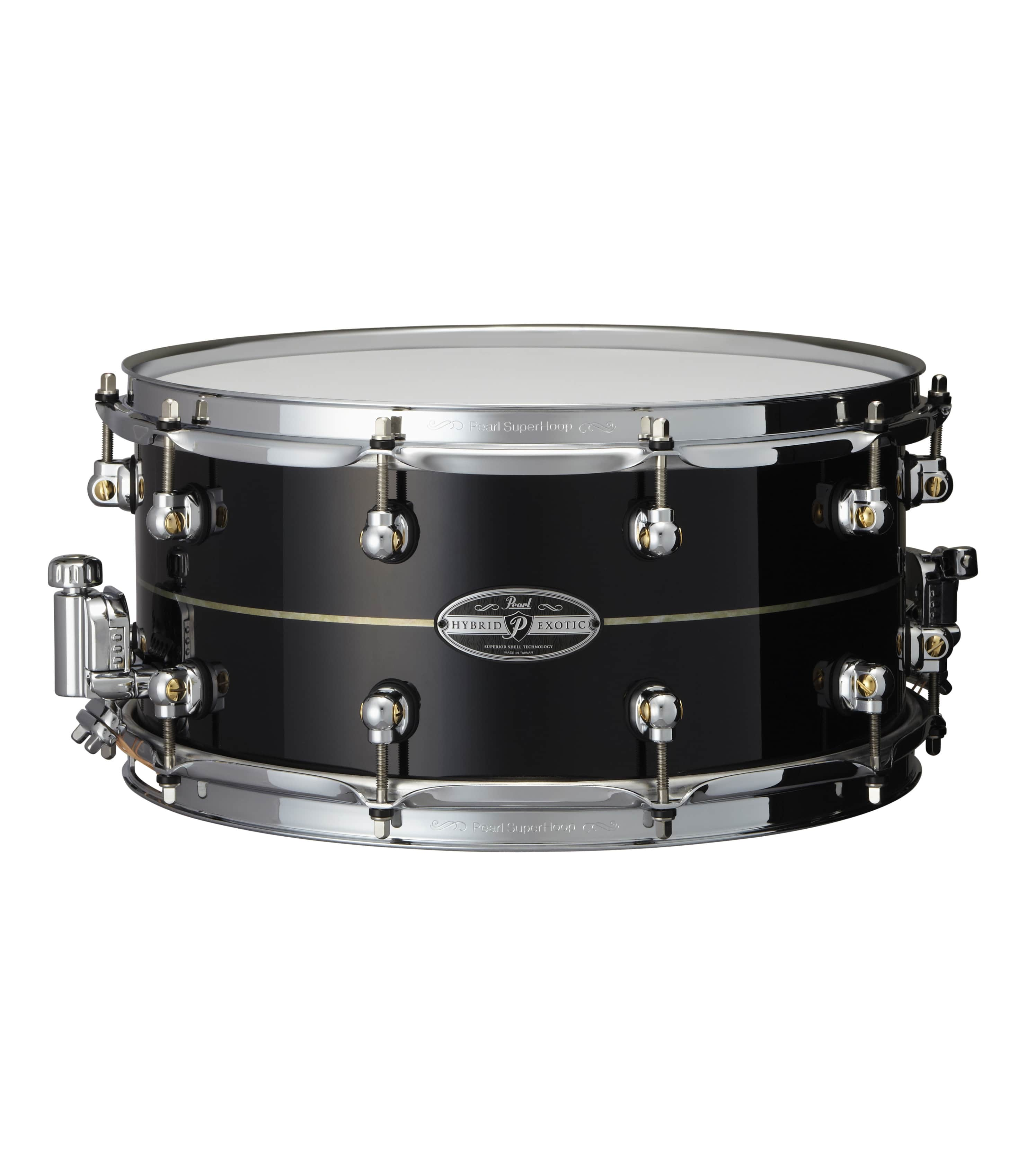 buy pearl snare drums hek1465 308 14 x 6 5 hybrid exotic snare drum online at best price in. Black Bedroom Furniture Sets. Home Design Ideas