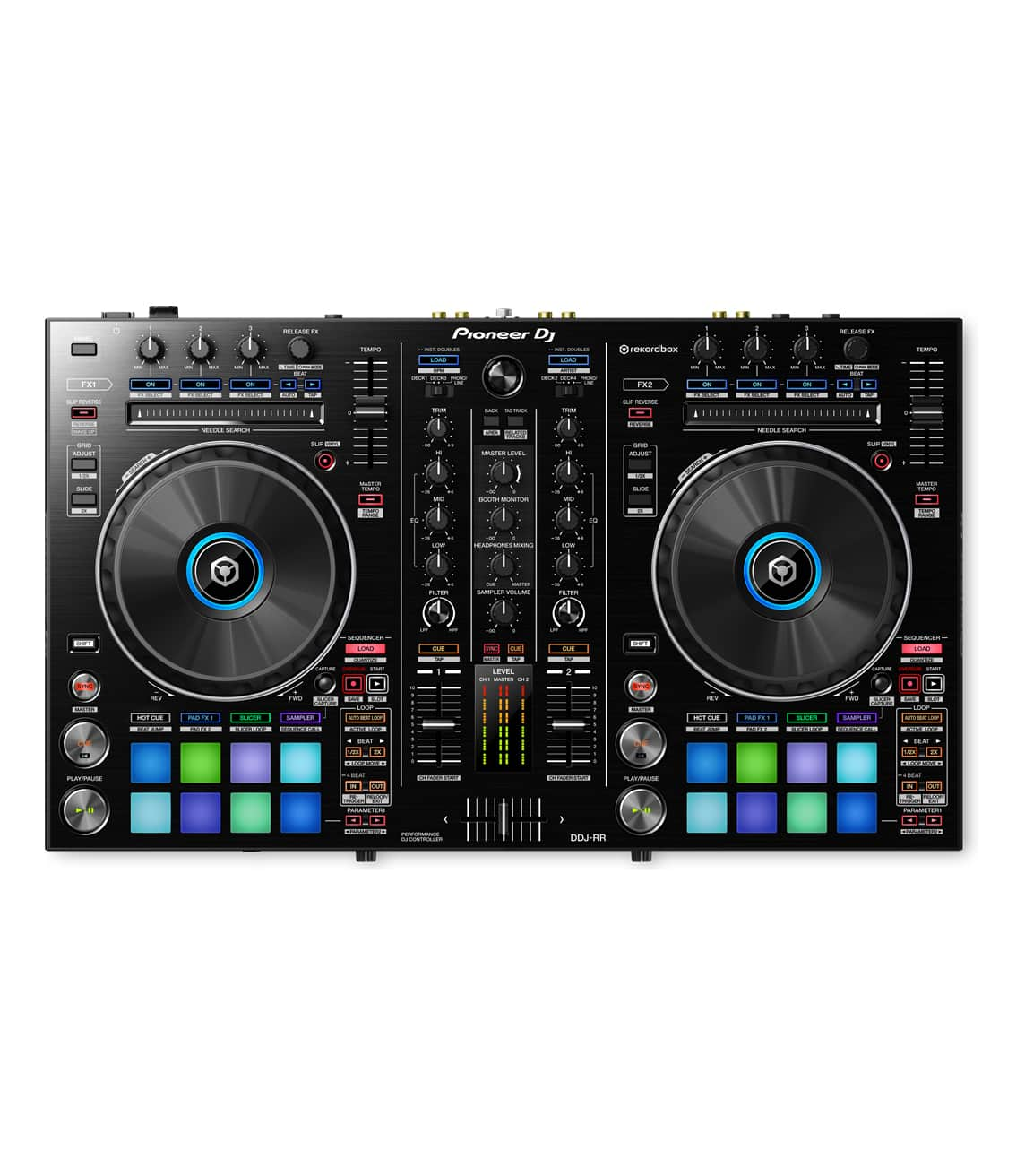 Buy pioneer DDJ RRPortable 2 channel Controller Melody House