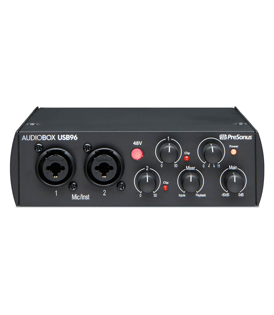 buy presonus audioboxusb96black