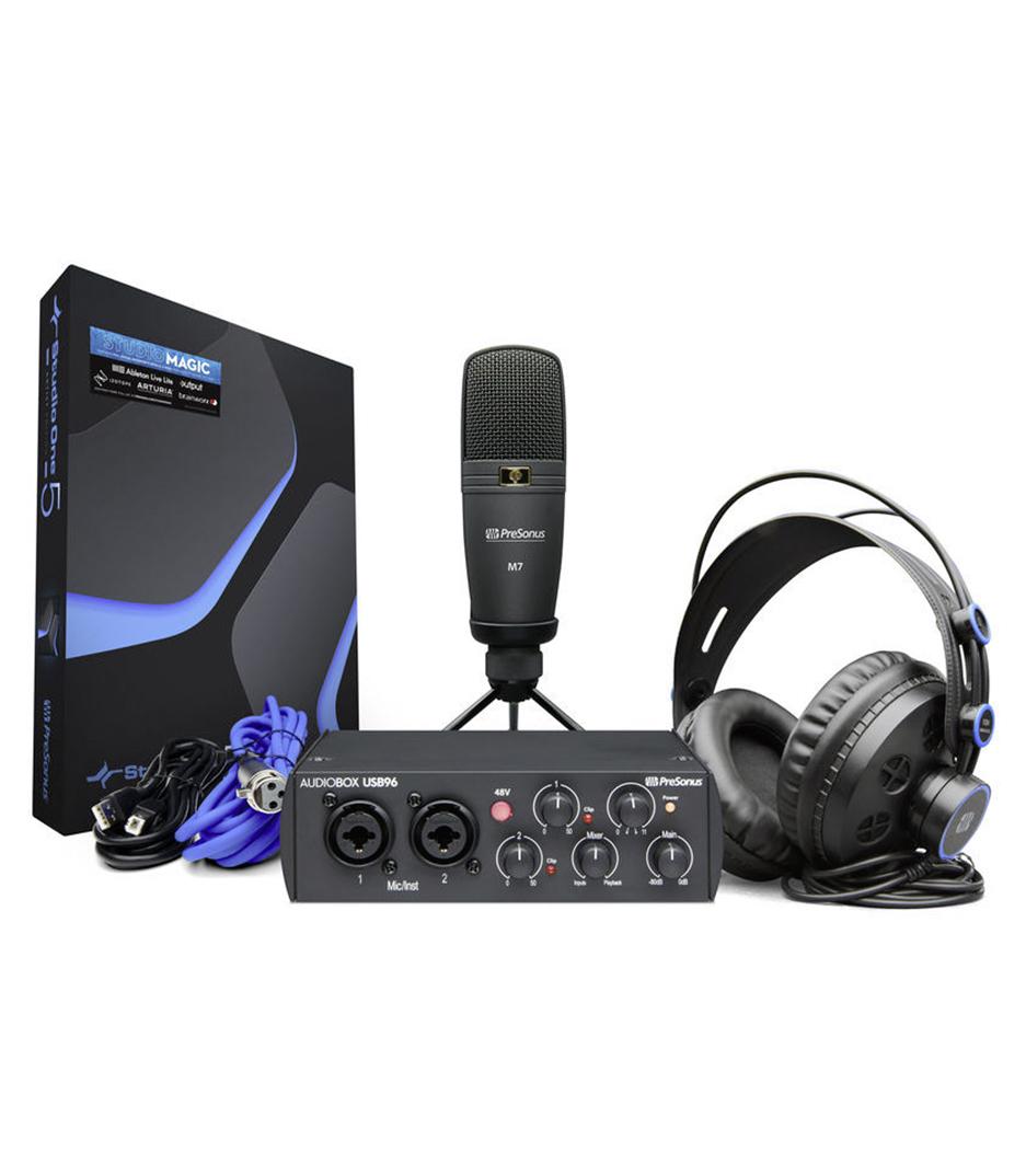 Presonus - AudioBox USB 96 Studio
