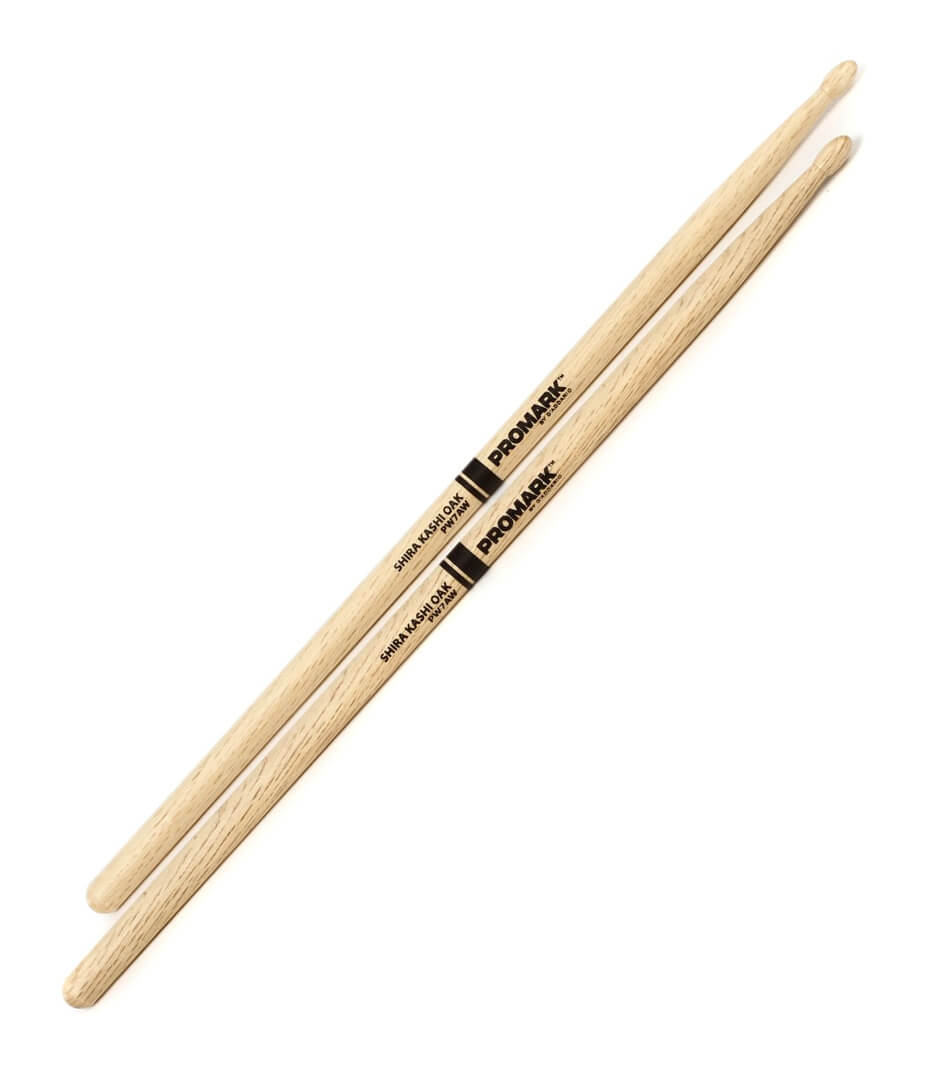 buy promark pw7aw shira kashi oak drumstick japanese oak