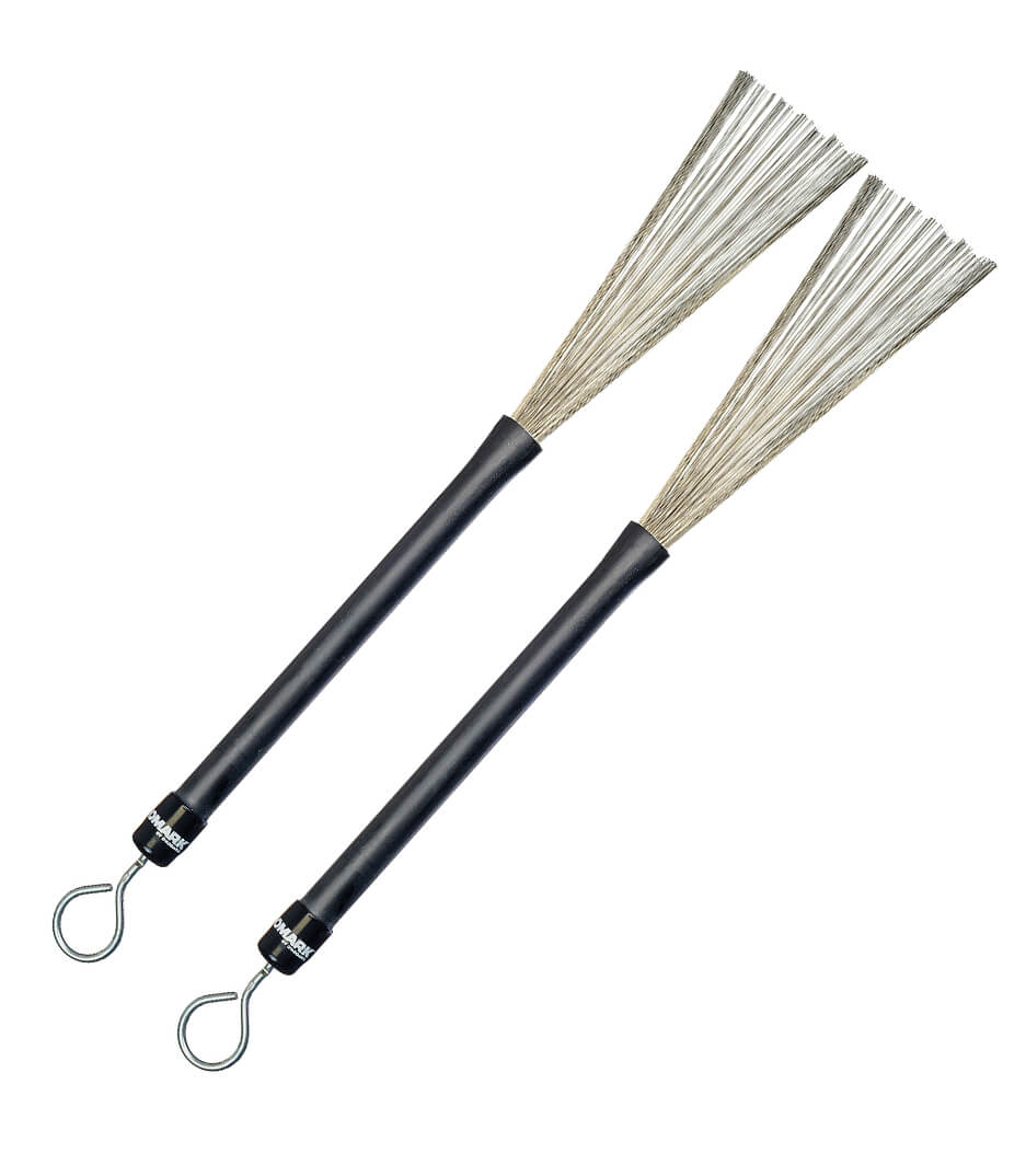 buy promark tb 3 steel jazz brushes