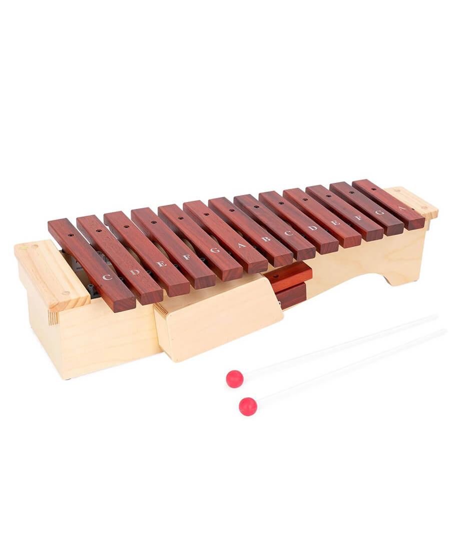 Percussion Plus - PP7023 Soprano diatonic xylophone